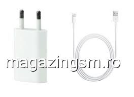 Incarcator iPhone 8 7 6s 6G 5G 5s 5 Original Bulk