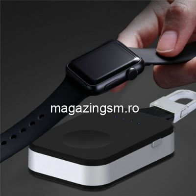 Incarcator Wireless Apple Watch Series 3 2 1