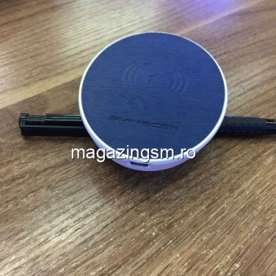 Incarcator Wireless iPhone X / 8 / 8 Plus, Samsung Note 8
