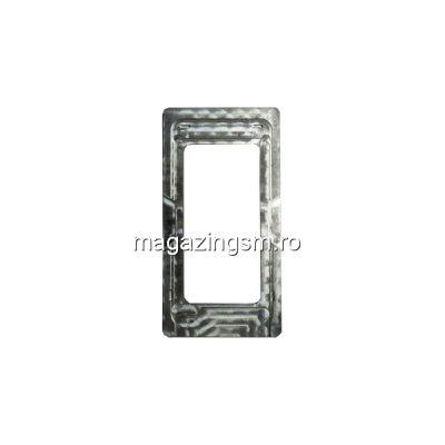 Model Aliniere Metal Display TouchScreen Si Geam Pentru Samsung Galaxy J3 J300 J320 J330
