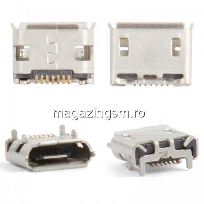 Mufa Incarcare Samsung C3300K Champ B3310, B7610, C5510, I5500, M3710, M7500, M7600, S3550, S5150, S5510, S5560, S5600, S5600v, S5603, S7070
