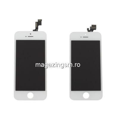 Pachet Display-uri iPhone 5 5S - 2buc (Albe)