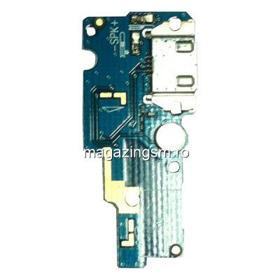 Placa Circuit Cu Conector Incarcare Si Microfon Asus Zenfone Go ZC500TG Originala