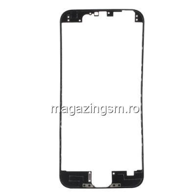 Rama Display iPhone 6 Cu Adeziv Negru