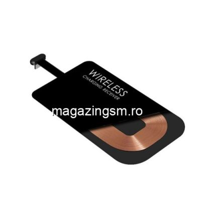 Incarcator Receptor Sticker Incarcare Wireless Huawei P9 / LG G5 / HTC 10