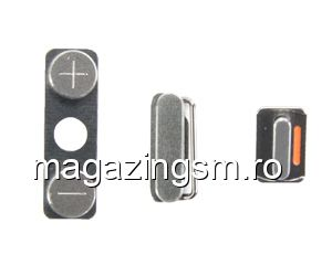 Set Butoane Apple iPhone 4S Sidekey