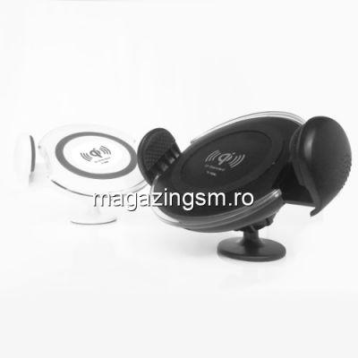 Suport Auto Cu Incarcator Wireless Samsung S8 / S8 Plus
