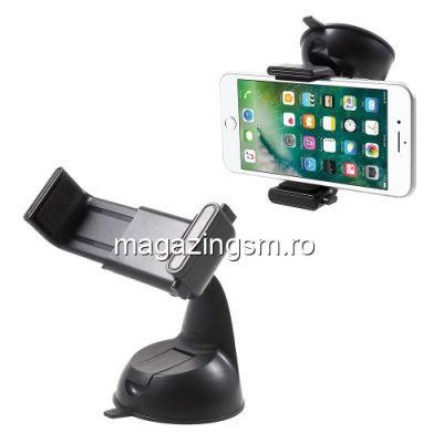 Suport Auto iPhone Samsung Huawei LG Allview Sony Negru