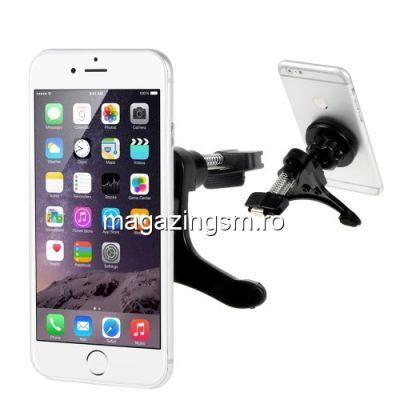 Suport Auto Magnetic iPhone 5 Negru