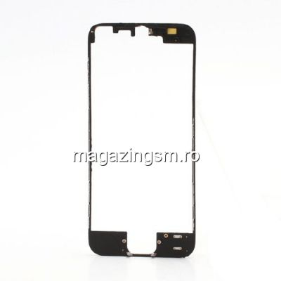 Rama Display iPhone 5 Cu Adeziv Sticker 3M Negru
