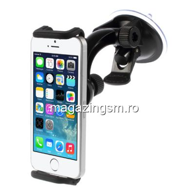 Suport Telefon Auto Universal 360 Grade iPhone 5s 5 Samsung Galaxy S5 Nokia XL