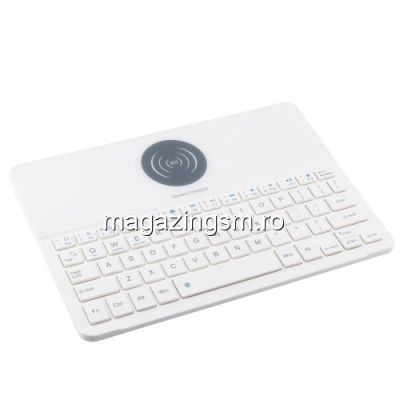 Tastatura Bluetooth Detasabila si Husa iPad 9