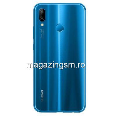Telefon Mobil Huawei P20 Lite Dual SIM 64GB 4G Albastru