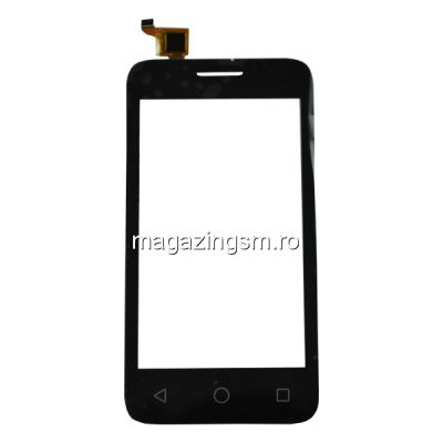Touchscreen Alcatel Pixi 3 (4-inci)  Negru