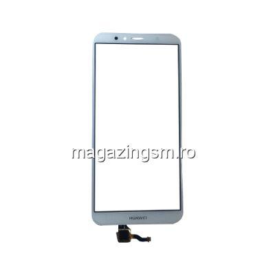 Touchscreen Huawei Y6 2018 Alb