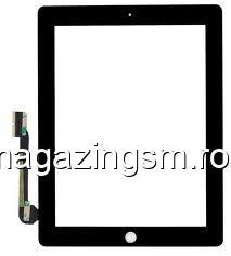 Touchscreen iPad 3 Wi-Fi + 4G CDMA Negru