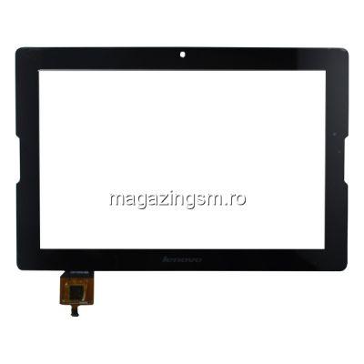 Touchscreen Lenovo A10-70 A7600-H Wi-Fi + 3G  Negru