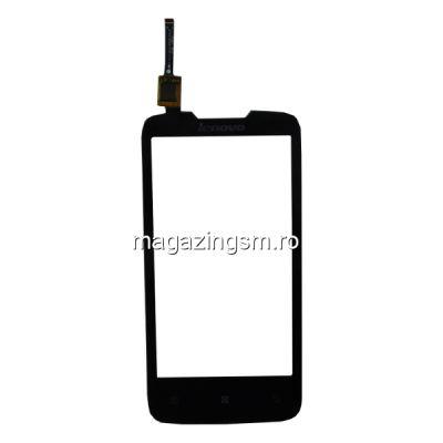 Touchscreen Lenovo A820 Negru