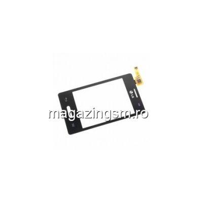 Touchscreen LG E430 Negru