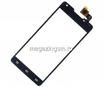 Touchscreen Philips W6610 Original Negru