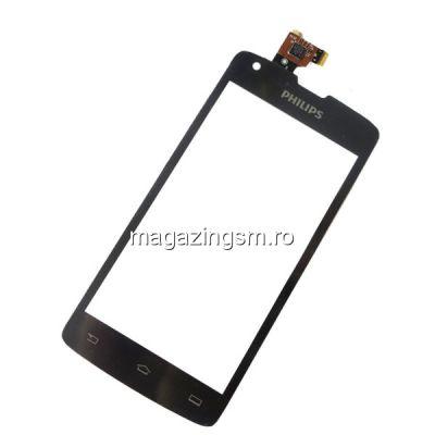 Touchscreen Philips W8510 Original Negru