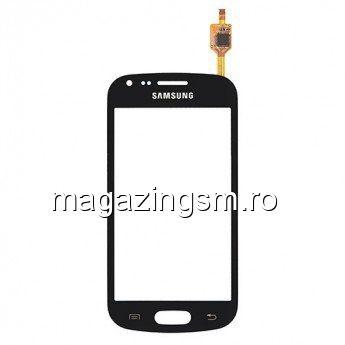 Touchscreen Samsung S7560 Galaxy Trend, S7562 Galaxy S Duos Negru