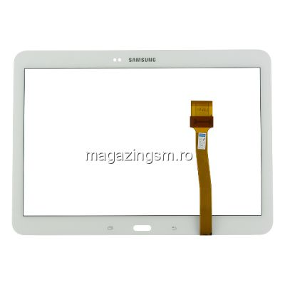 Touchscreen Samsung Galaxy Tab 4 10,1 LTE SM-T535 Alb