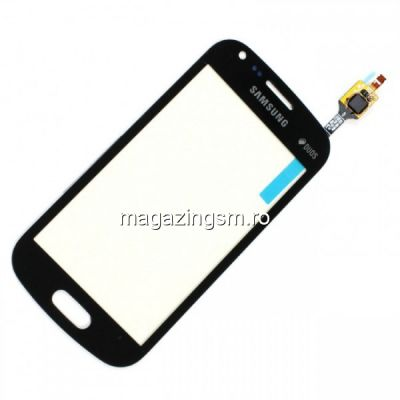 Touchscreen Samsung Galaxy Trend Plus S7580 Negru