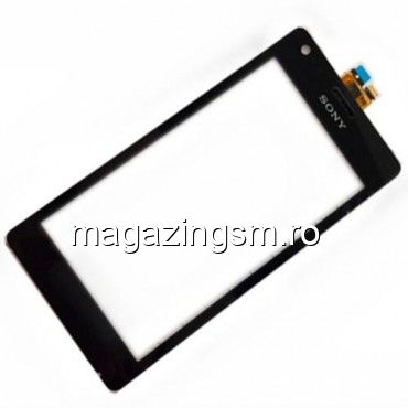 Touchscreen Sony Xperia M Negru