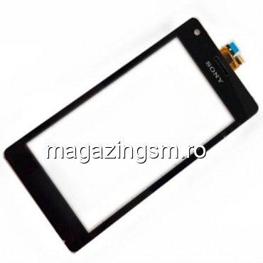 Touchscreen Sony Xperia M Dual SIM Negru