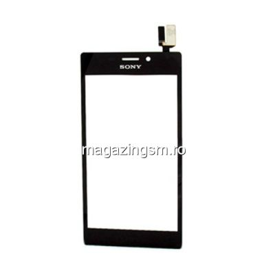 Touchscreen Sony Xperia M2 Negru