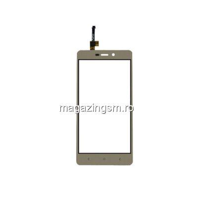 Touchscreen Xiaomi Redmi 3s Auriu