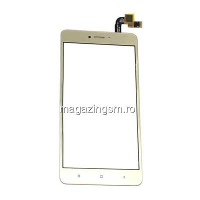 Touchscreen Xiaomi Redmi Note 4X Auriu